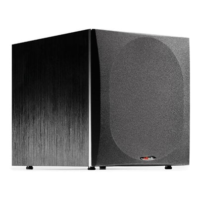 9. Polk Audio PSW505 Powered Subwoofer