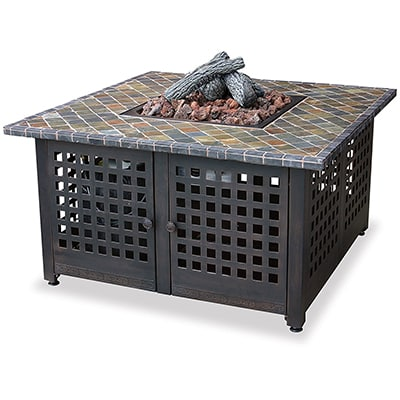 5. Blue Rhino Summer Fire Pit Table