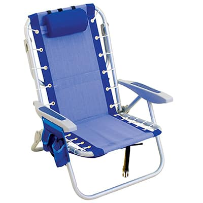 3. Rio Gear Cooler Backpack Chair