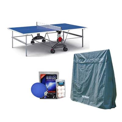 6. Kettler Top Star XL Tennis Table