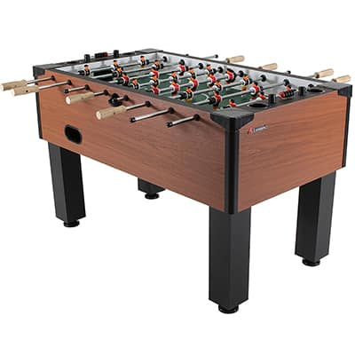 7. Atomic Gladiator Foosball Table
