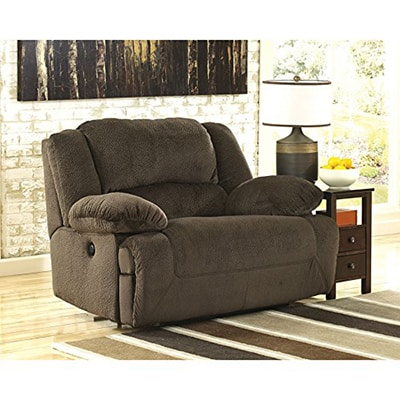 10: Ashley Toletta Zero Wall Wide Seat Recliner
