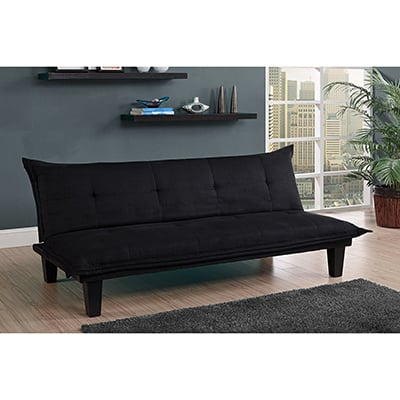 8. DHP Lodge Convertible Couch