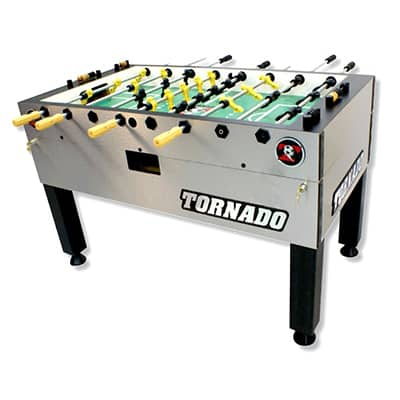 10. Tornado T-3000 Foosball Tables