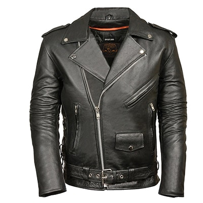 10. Milwaukee Leather Motorcycle Jackets