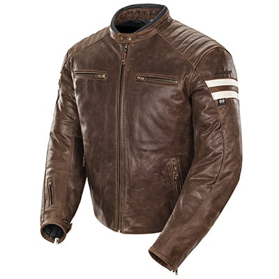 1. Joe Rocket Classic Leather Jacket
