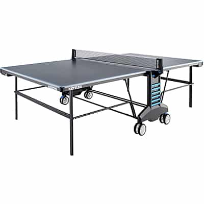 5. Kettler Indoor/Outdoor Ping Pong Tables