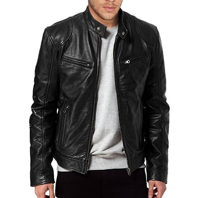 7. Leather Factory Men's Sword Jackets