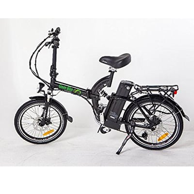 4. Greenbike USA GB5 E-Folding Bike