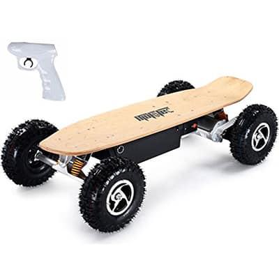 1. Moto Tec MT-SKT Dirt Electric Skateboard, 1600watts