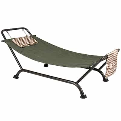 8. Best Choice Products Deluxe Hammock