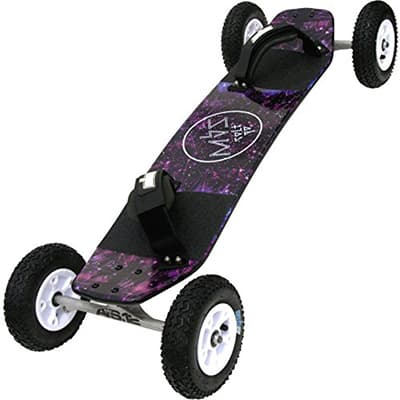 4. MBS Colt- 90 Mountainboard