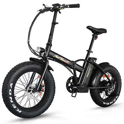 2. Addmotor Motan Electric Bike