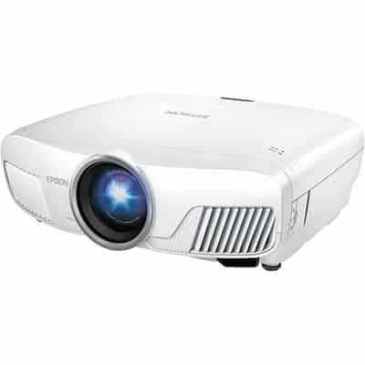 8. Epson Home Cinema 5040UB Home Theater Projector