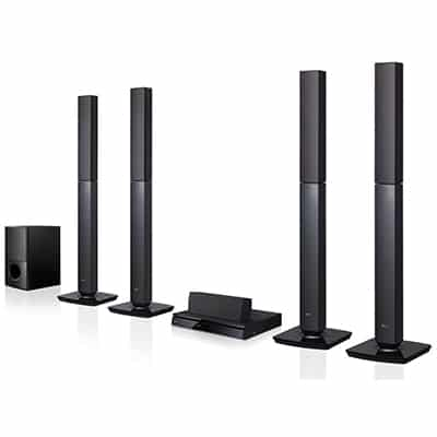 6. LG LHD657 Home Theatre System