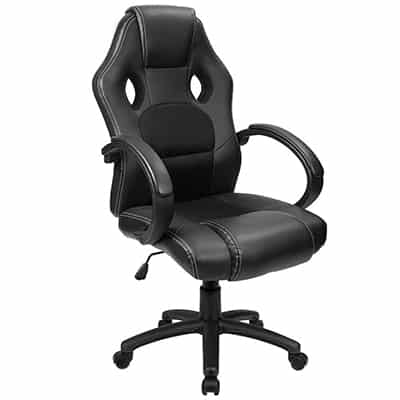 10. Furmax PU Leather Office Chair