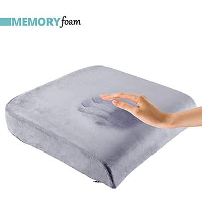 2. ComfySure Large Seat Cushion