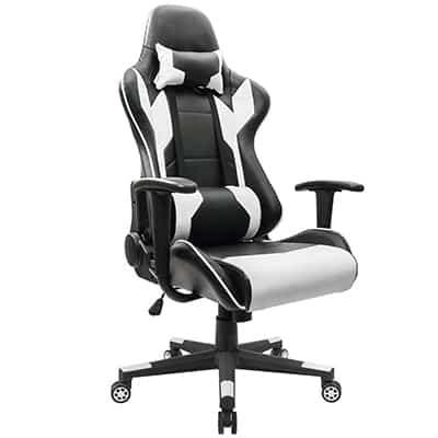 5. Homall Executive Swivel Leather Chair