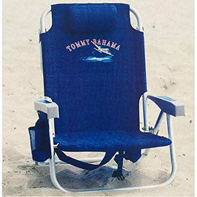1. Tommy Bahama 2-Pack Backpack Chairs