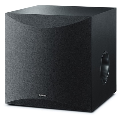 10. Yamaha 1000W Powered Subwoofer
