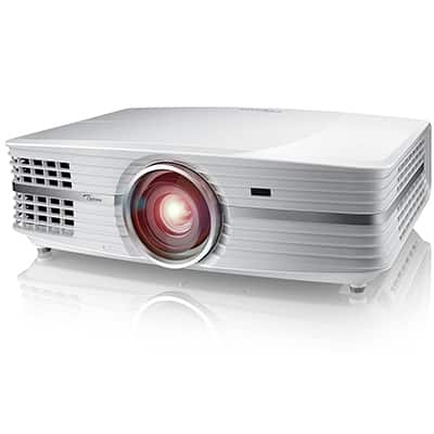 6. Optoma UHD60 4K Ultra HD Home Theater Projector