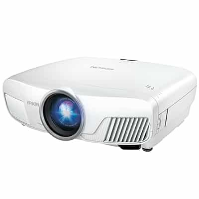 3. Epson Home Theater Projector 4000 3LCD with 4K Enhancement