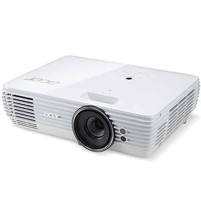 5. Acer H7850 4K Ultra High Definition DLP Home Theater Projector