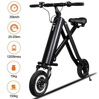 5. BuySevenSide E-Bike & Scooter