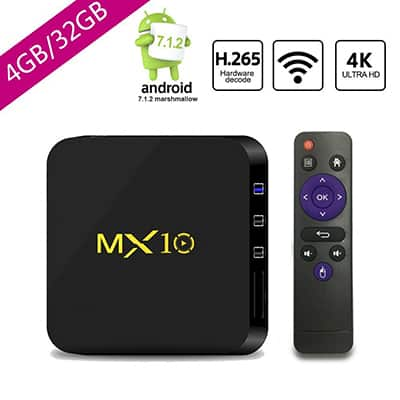 5. SCSETC Android TV Box