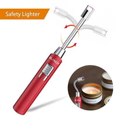 6. BLENDX Electric Arc Lighter