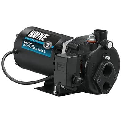 Top 10 Best Jet Pumps in 2019 - Closeup Check