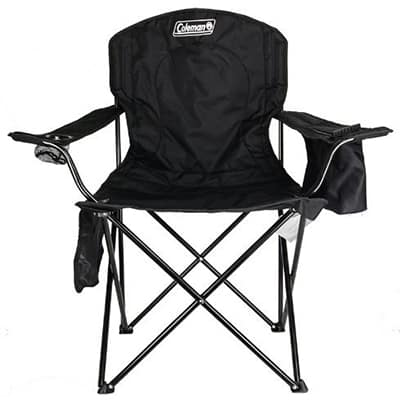 1. Coleman Oversized Quad Folding Chair