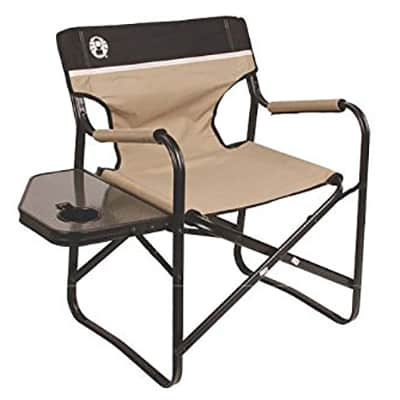 5. Coleman Deck Chair
