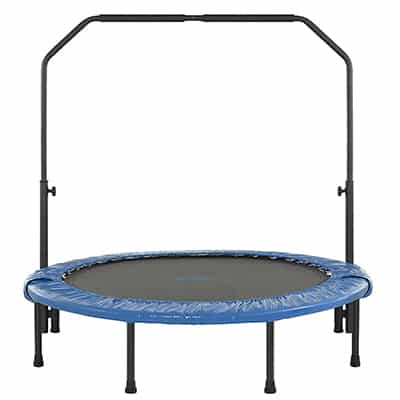7. Upper Bounce Mini Foldable Trampoline