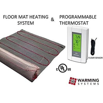 6. Warming Systems Electric Floor Heating System