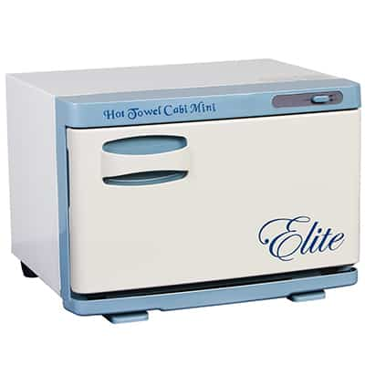 2. Elite Hot Towel Cabinet, Mini