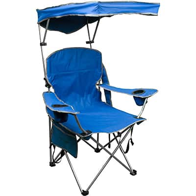 6. Quik Shade Folding Camp Chair