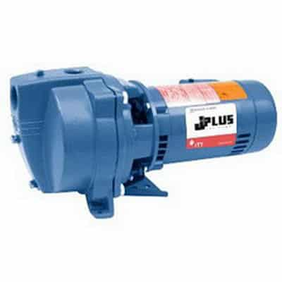 7. Goulds J5S, 1/2 HP Shallow Well Jet Pump, 115/230 volt