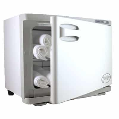 1. Spa Luxe Hot Towel Cabinet Towel Cabi