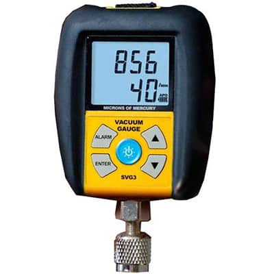 5. Fieldpiece Vacuum Gauge SVG3 Digital with Alarm
