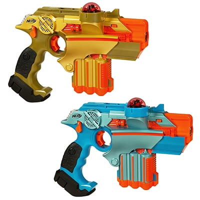 1. Nerf Laser Tag 2-PackPhoenix LTX Tagger