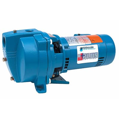 10. Gould's Pump J10S Shallow Well Jet Pump