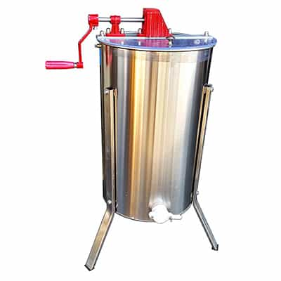 3. Hardin Professional Manual Honey Extractor, 2 Frame