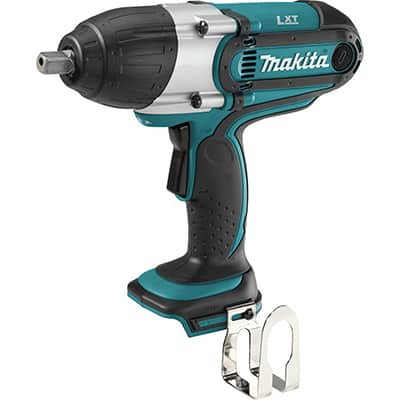 8. Makita XWT04Z LXT Lithium-Ion 1/2-Inch, 18-Volt High Torque Impact    Wrench
