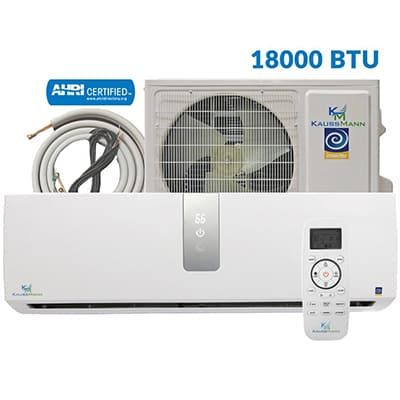 8. Kaussmann Inverter Ductless Mini Split Air Conditioner