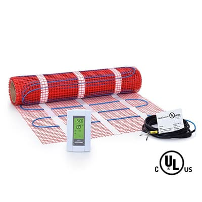 7. HeatTech 15 sqft Mat Kit