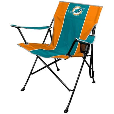2. Rawlings NFL TLG8 Folding Chair