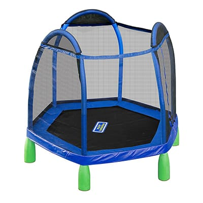 4. Sportspower First Trampoline