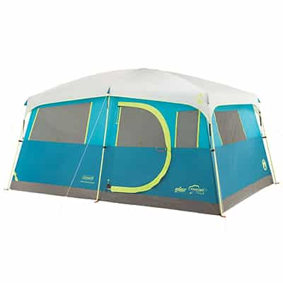 eee8088723a Coleman Tenaya Lake Fast Pitch instant Cabin Tent