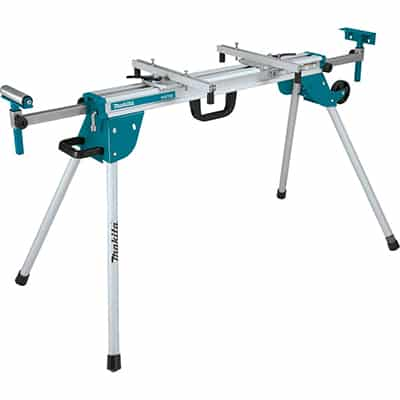 7. Makita WST06 Compact Folding Miter Saw Stand